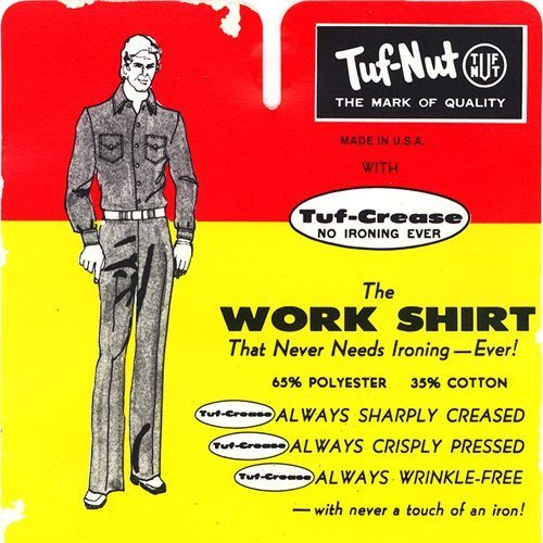 Tuf-Nut clothing tag