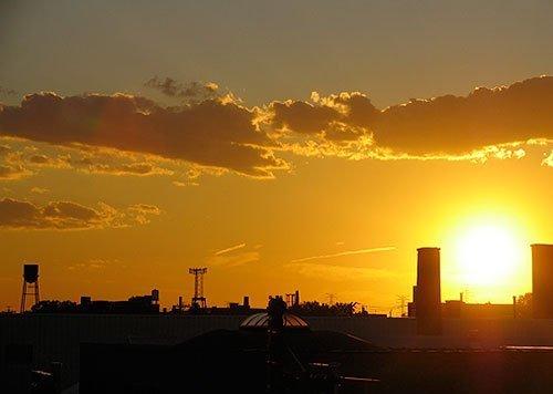 Atlanta sunrise