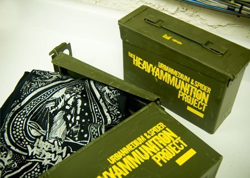 Urban Medium Ammo Cans
