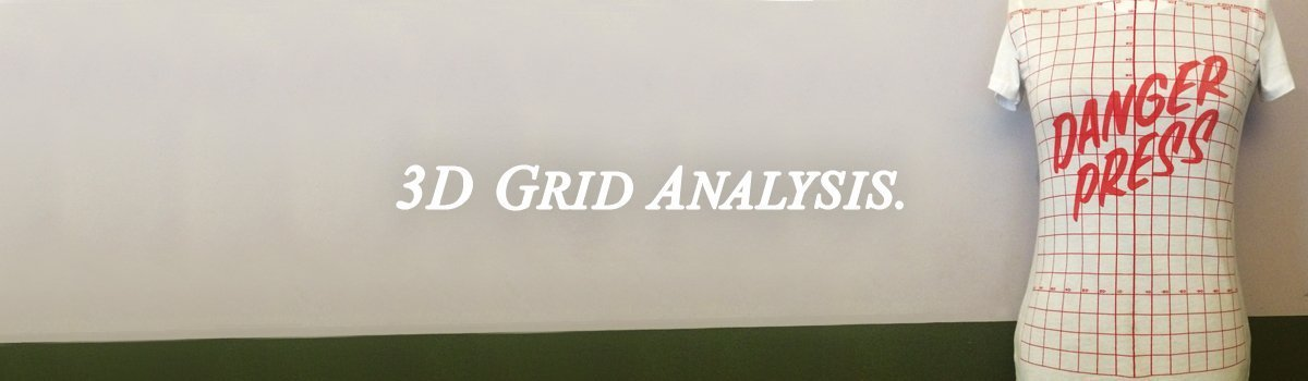 3D Grid Analysis