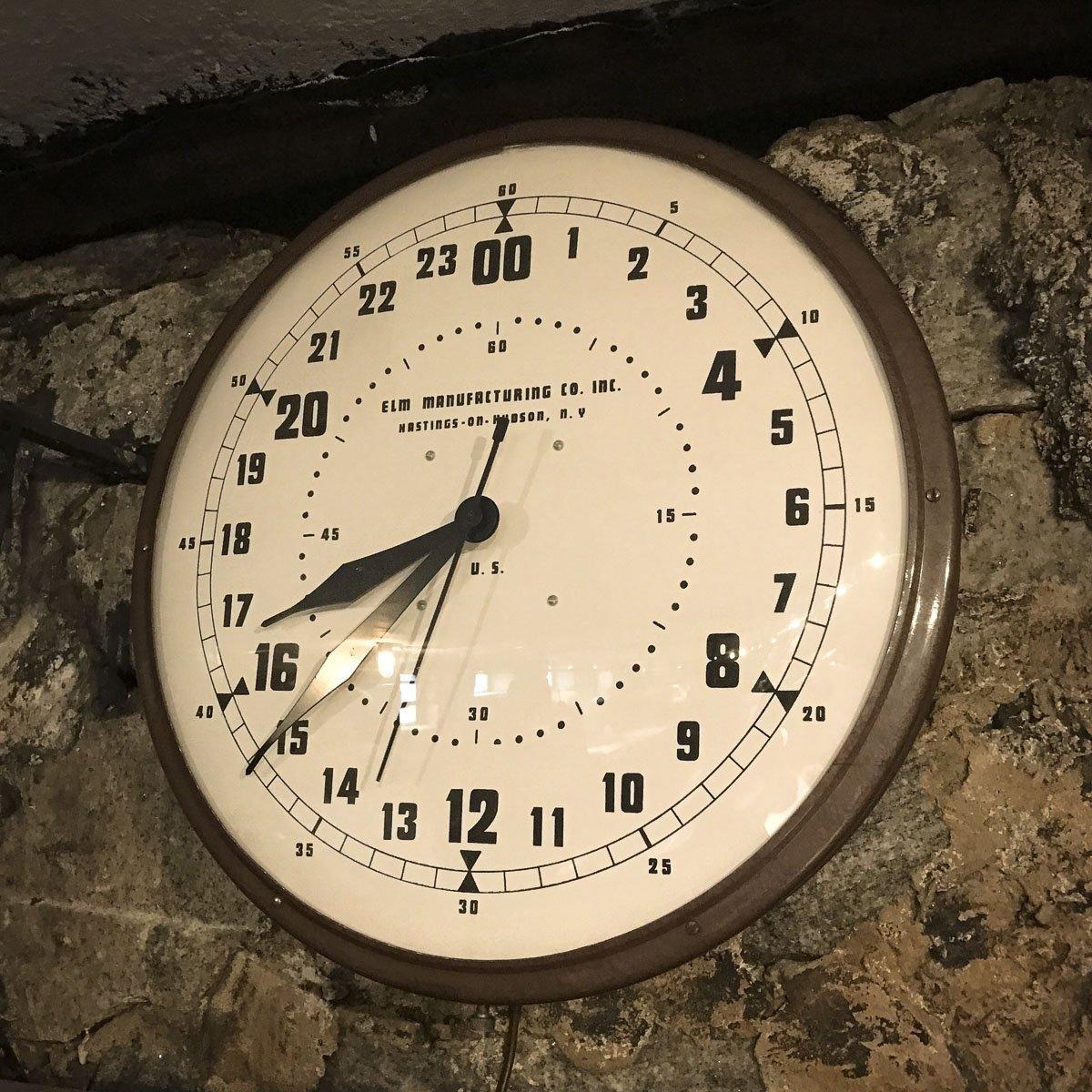 Screen Printing a Clock