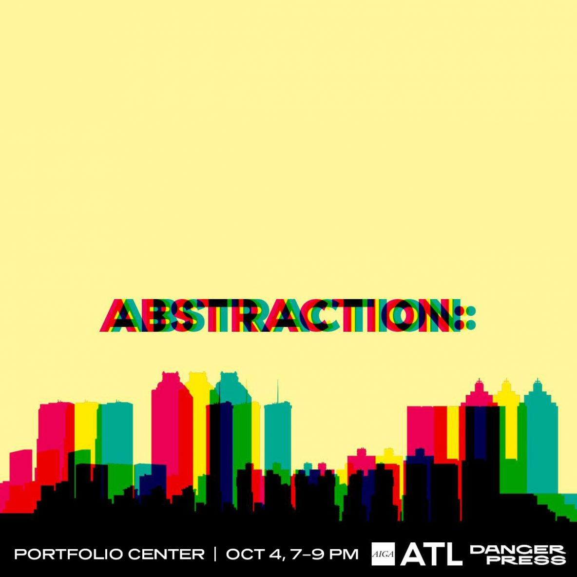 ABSTRACTION: Screen Printing