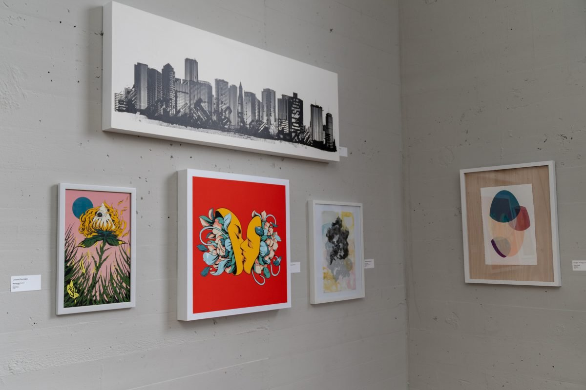 Second Print Show