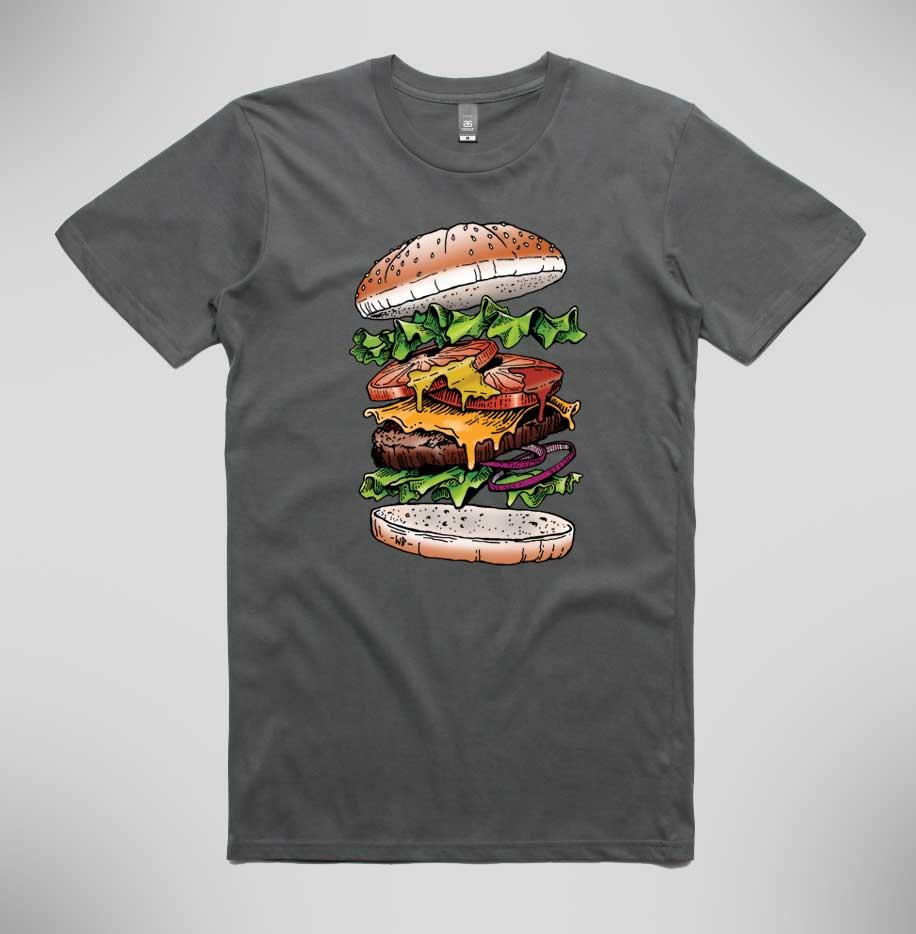 Wayan Bayu Cheeseburger