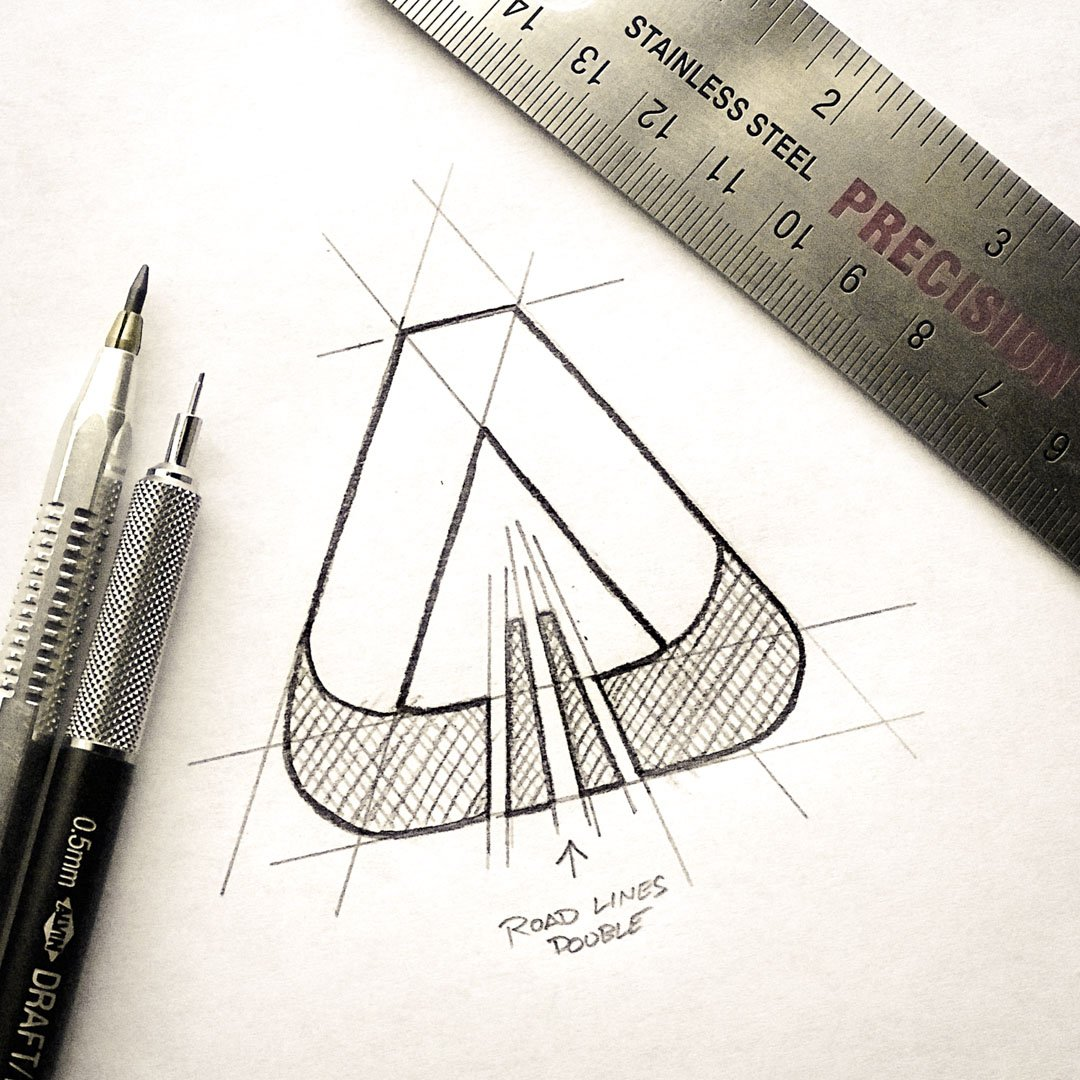 Autonomous Fusion logo design