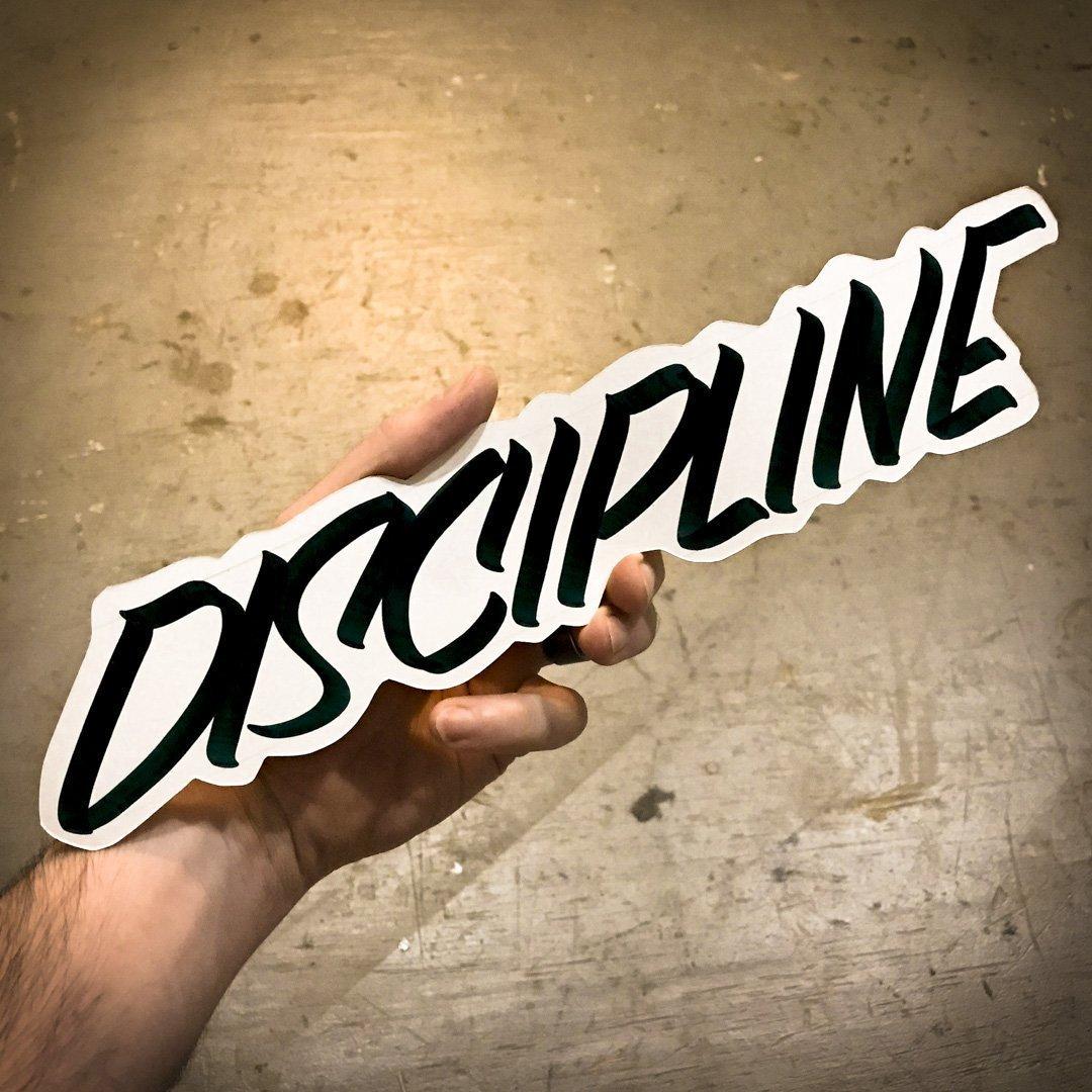 Discipline handheld