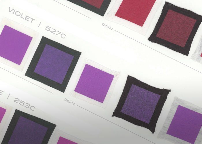 Downnload Stock Ink Color Swatches