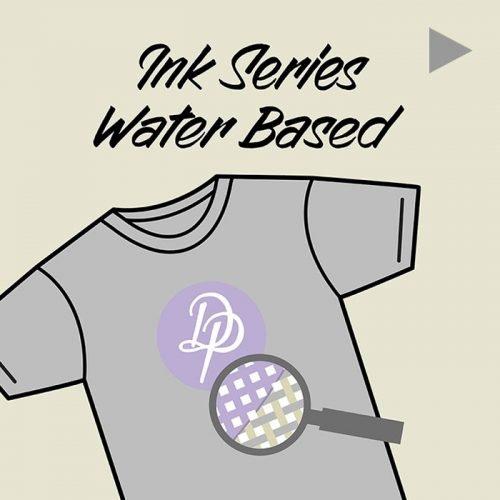 Ink Series | Water Based
